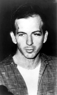 Shortly after the assassination, Lee Harvey Oswald shot Officer Tippit and was then apprehended in the Dallas Theater.