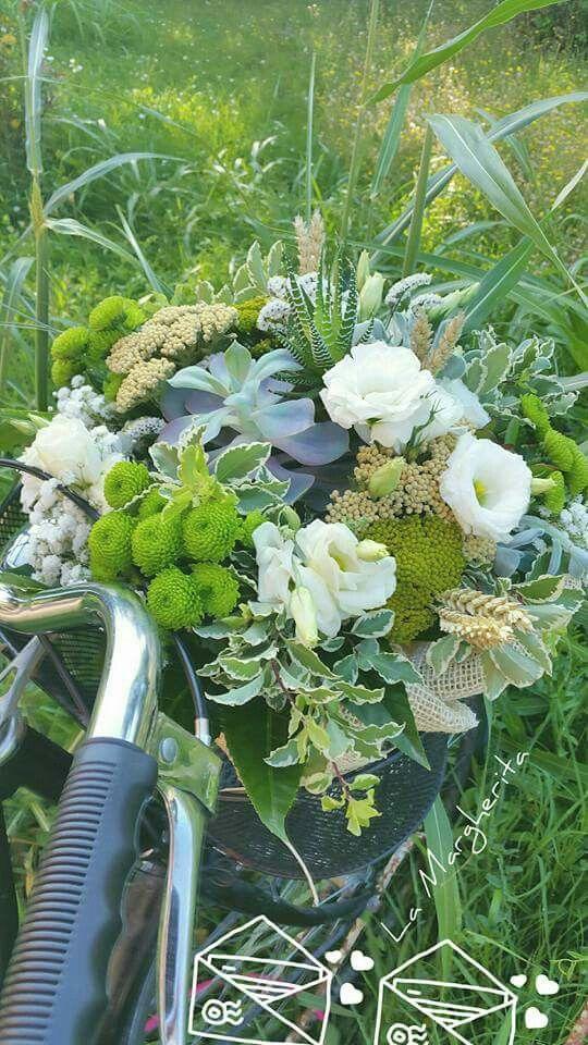 Succulents bouquet. La Margherita