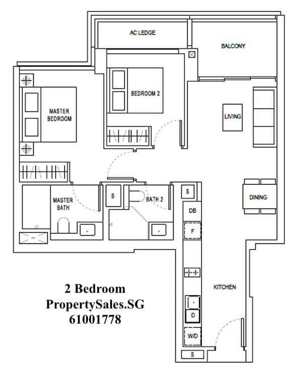 Jade Scape Condo Showflat Hotline 65 61001778 Property Real Estate New Condo New Property