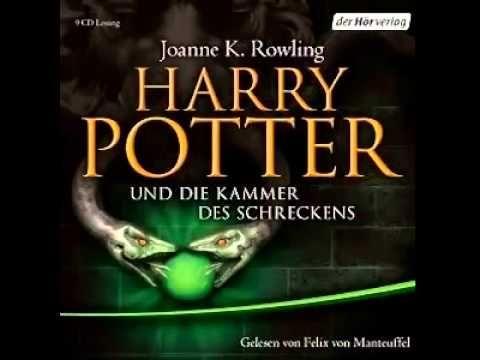 Harry Potter und die Kammer des Schreckens Hörbuch Komplett