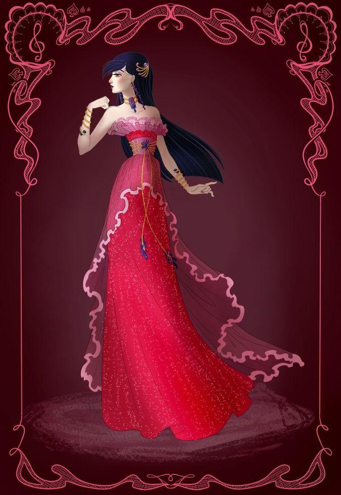 Винкс Клуб: Коллекция картинок с Винкс в бальных платьях ...