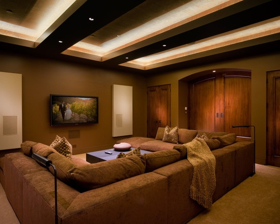 Pebble Beach Residence   Contemporary   Media Room   San Francisco    Michelle Pheasant Design, Inc. Part 52