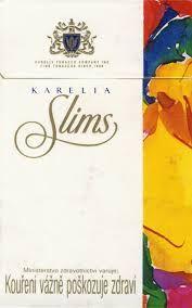 KARELIA Slims.