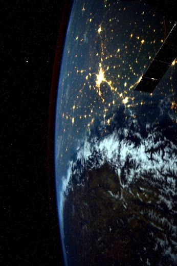 """The Himalayas under Moonlight 