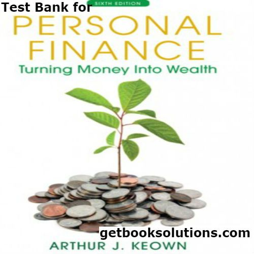 24 best solutions manual images on pinterest test bank for personal finance turning money into wealth 6th edition by keown download0132719169 fandeluxe Choice Image