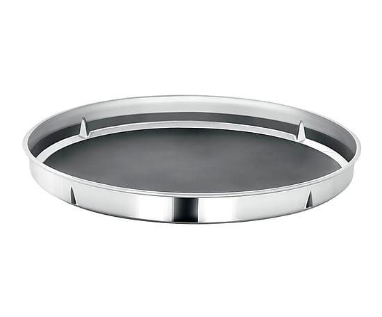 Dienblad Grand Cru, zilver, Ø 29 cm