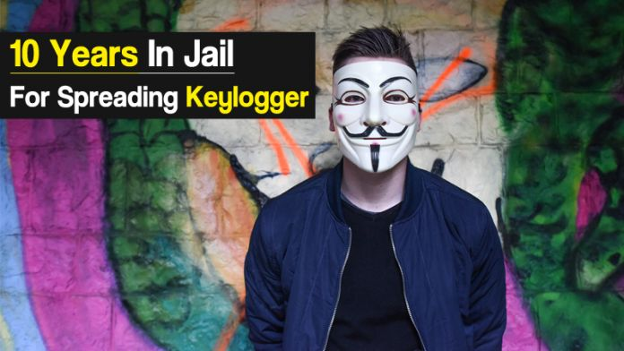 http://ift.tt/2rswdoN 21 Year Old Student Faces 10 Years In Jail For Spreading Keylogger  21 Year Old Student Faces 10 Years In Jail For Spreading Keylogger  A  student from Virginia named Zachary Shames has pleaded guilty for  creating and spreading a keylogger which infected about 16000  computers.  21 Year Old Student Faces 10 Years In Jail For Spreading Keylogger  21  year old student from Great Falls Virginia whose name is Zachary  Shames was pleaded for writing and selling custom…