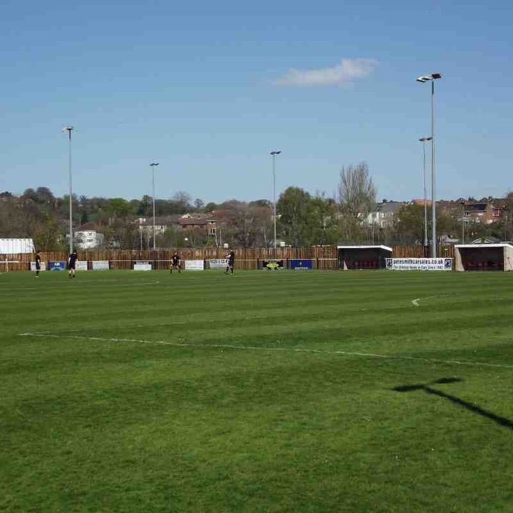 The Recreation Ground, Lydney Town
