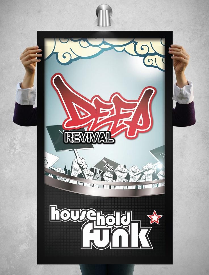 HHF Deep Revival Banner Design