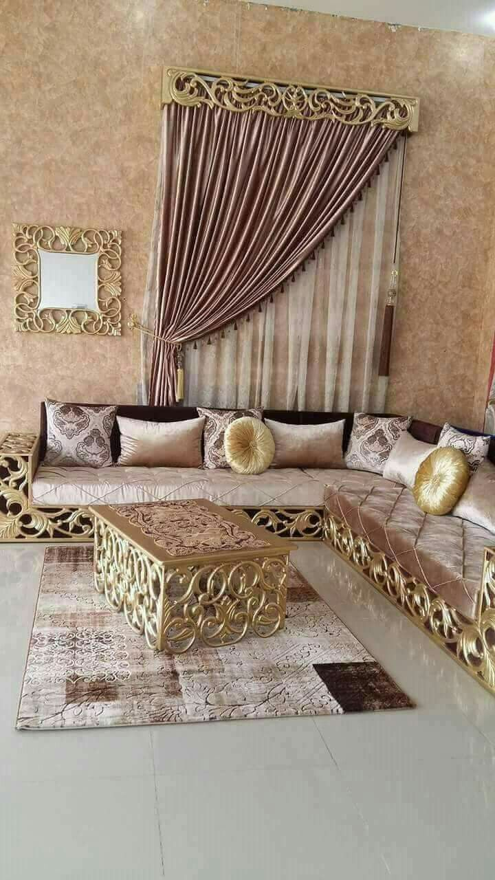 Pin By Marouane El Qochairi On Archi D Interieur In 2020 Indian Living Room Design Living Room Design Small Spaces Living Room Sofa Design