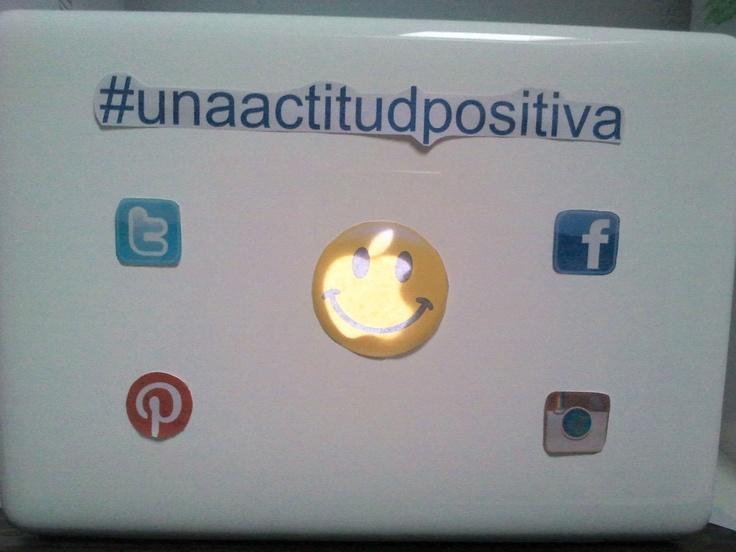 #unaactitudpositiva