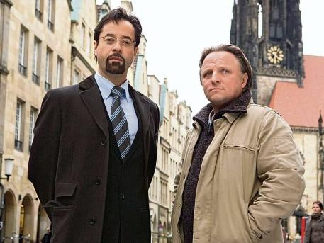 Münster Tatort. Love these two!