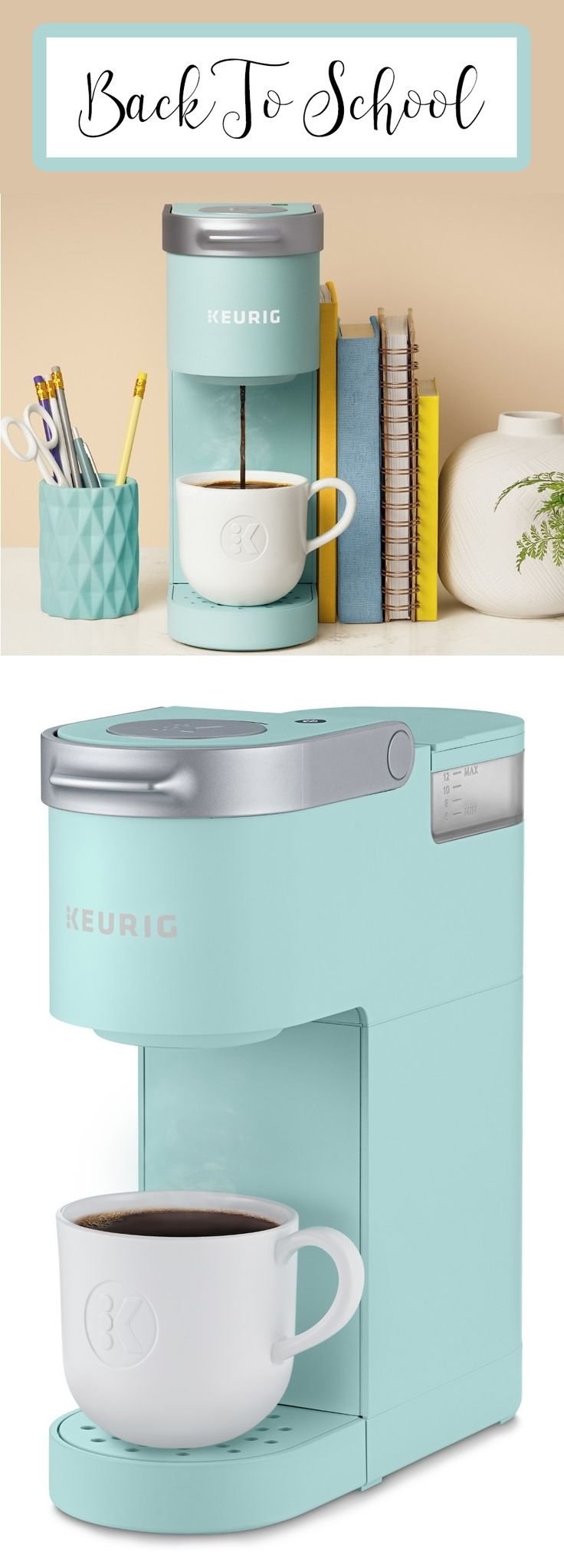 LOVE and need this mint Keurig in my life ) ad Target