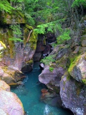 5 breathtaking sites in #Glacier National Park. #nationalparks