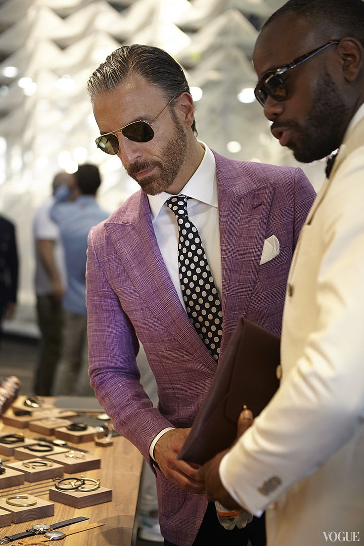 Habitually Chic® » For the Boys from Pitti Uomo
