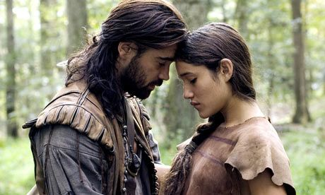 An absolutely beautiful movie. - The New World