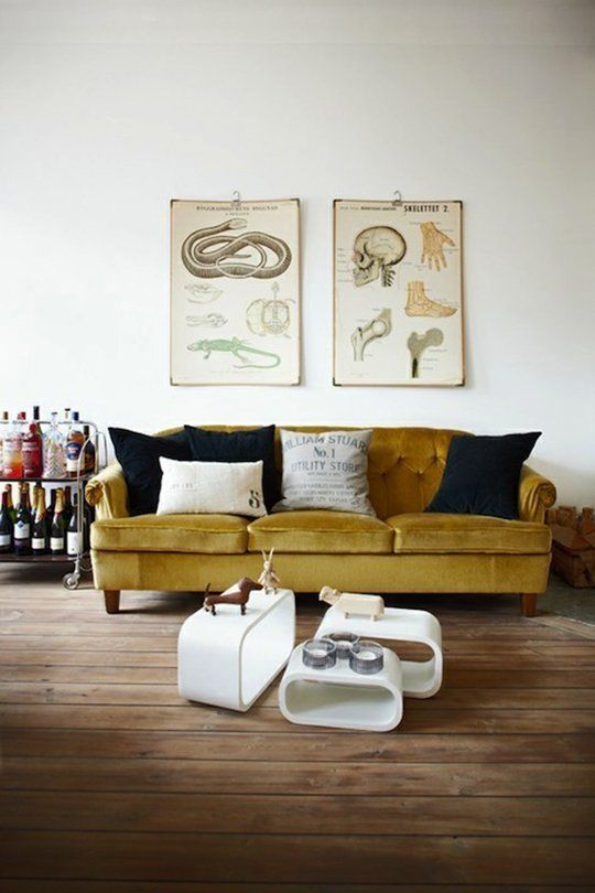 Trend Watch: Educational Charts | Apartment Therapy