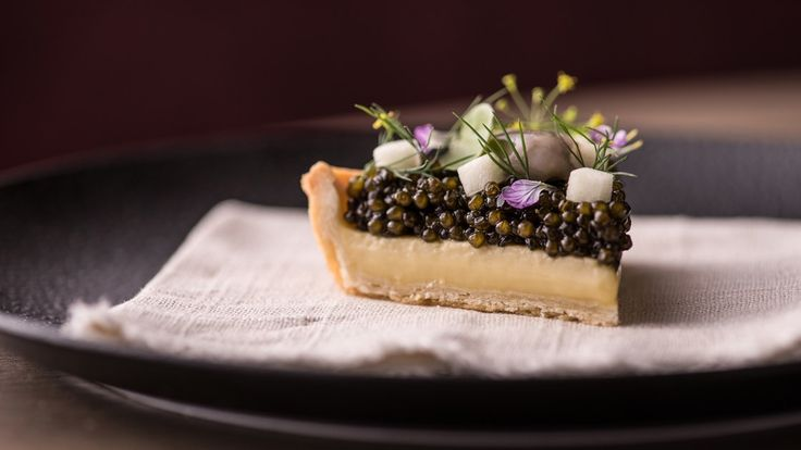Yes, it's served with Champagne, but it's also on tater tots and cookies. Both casual and upscale restaurants across America are making caviar the must-get menu item of 2018.