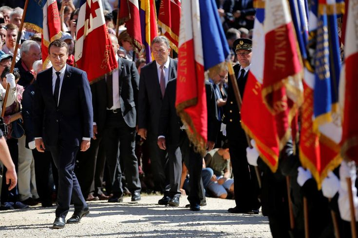 Macron party readies for parliamentary assault http://betiforexcom.livejournal.com/24802945.html  Author:AFPSat, 2017-06-10 19:41ID:1497106492208622600PARIS: The year-old centrist party of French President Emmanuel Macron prepared Saturday for the first round of parliamentary elections looking set to grab the lead in the race for a clear majority. Macron swept away far-right candidate Marine Le Pen to win the presidency on May 7, but has only achieved half the job. Macron's Republique en…