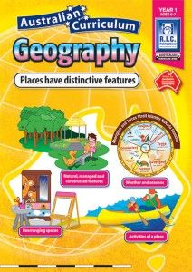Australian Curriculum Geography – Year 1
