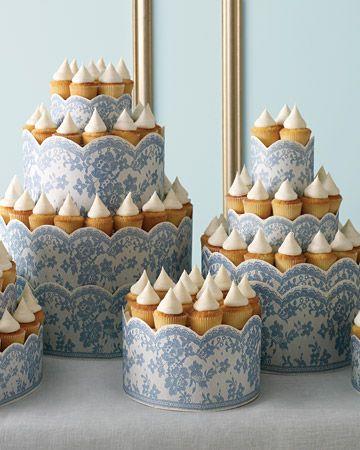 Cupcake Towers