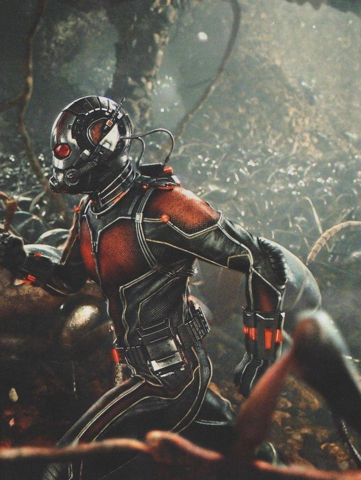 Ant-Man : Peyton Reed revient sur l'affaire Edgar Wright, et dévoile de nouvelles images