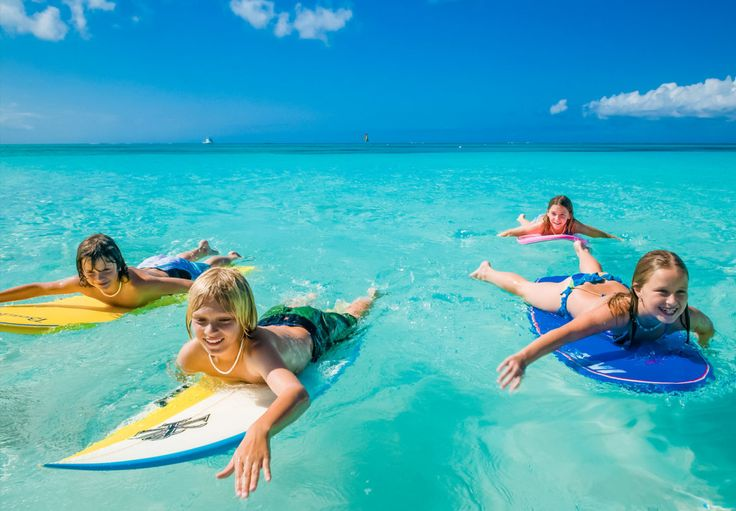 The best all inclusive resorts for family vacations http://thetribemagazine.com/top-all-inclusive-resorts-for-families/