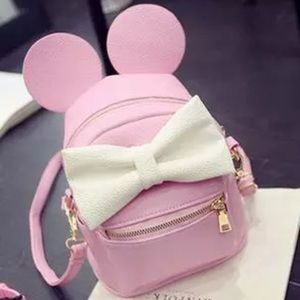 Handbags - NEW MICKEY/MINNIE BACKPACK
