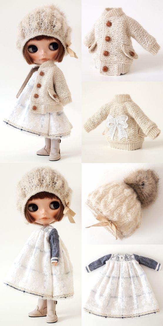 ** Blythe outfit ** Lucalily 284** : mahounote.