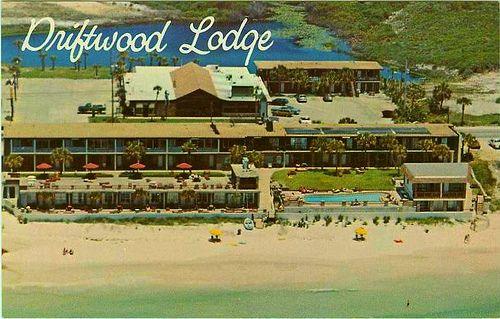 Driftwood Lodge, Panama City Beach, Florida by stevesobczuk, via Flickr