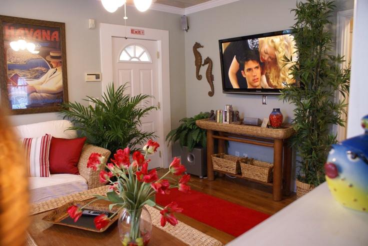 Key West Cottage Living Room Cottages Bungalows