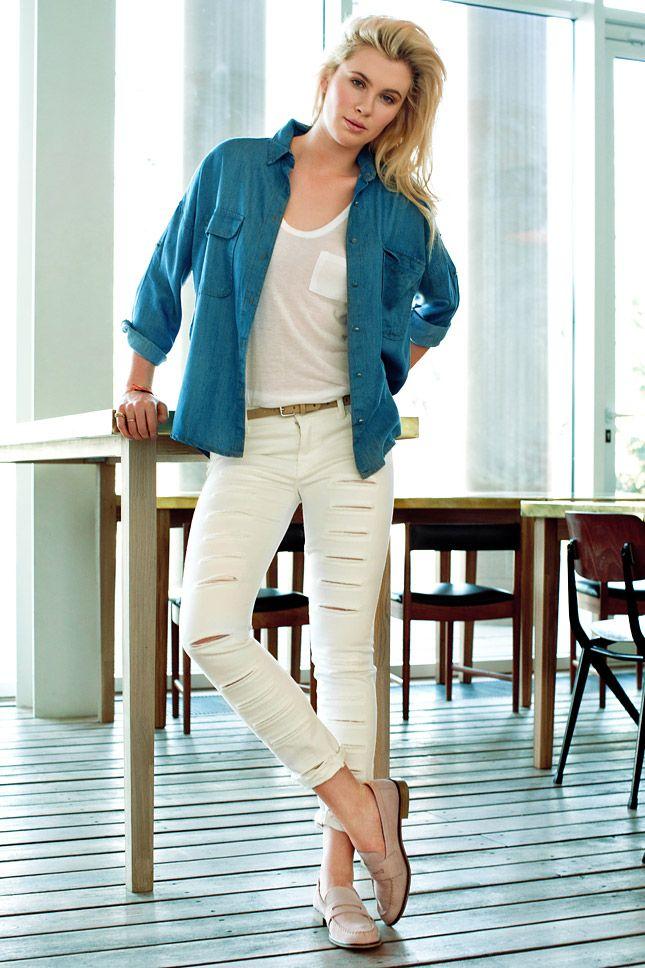 Южный комфорт:Модель Айрленд Болдуин – о калифорнийском стиле и уроках своей мамы Ким Бэсингер