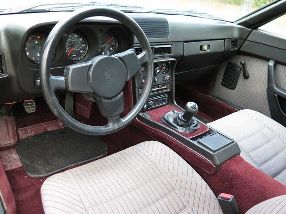 1988 Porsche 924S Special Edition | German Cars For Sale Blog