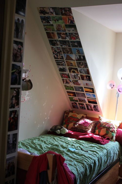 17 best ideas about single dorm rooms on pinterest College dorm wall decor