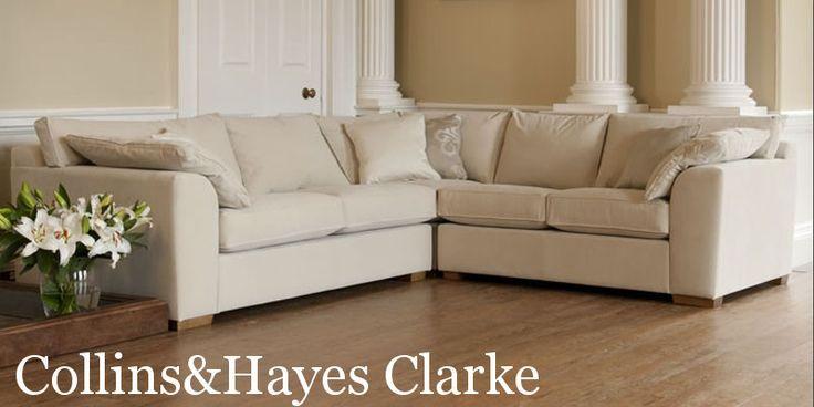 Collins&Hayes Clarke Corner Sofa