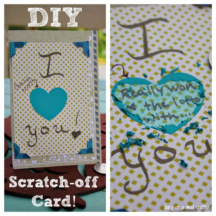 Remember my post long, long ago, Do You Know Your ABC's? Well, for one of the pages, I made a scratch -off section on it, because my husband loves scratch-off tickets. It's super, super easy, and c...
