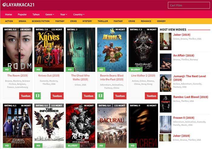 Link Dutafilm Dan Idtube Tempat Nonton Dan Download Film Terbaik Megazio Streaming Di 2020 Film Drama Film Baru