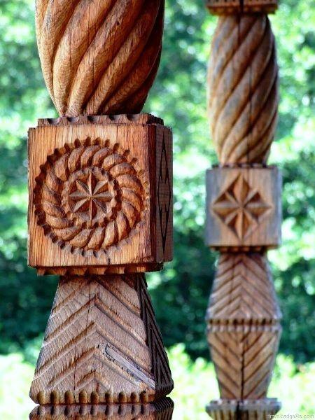 Lemnul sacru al Maramureşului http://iutta.ro/blog-mestesugurile-romanesti-arta-si-pasiune