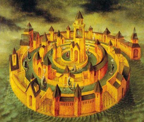 The City of the Sun - Tommaso Campanella