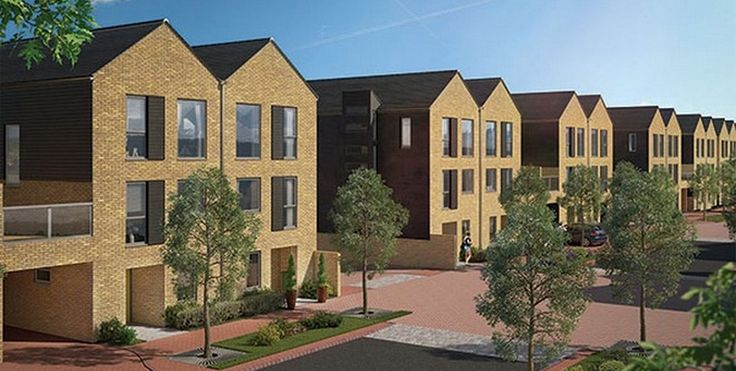 Fusion New Homes Development by Bellway Homes Ltd