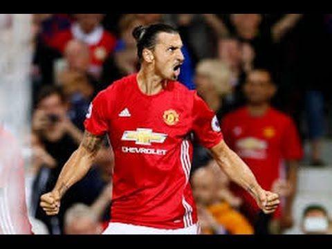 Zlatan Ibrahimovic for Manchester United - Zlatan Ibrahimovic  crazy skill show & goals - 2016/2017