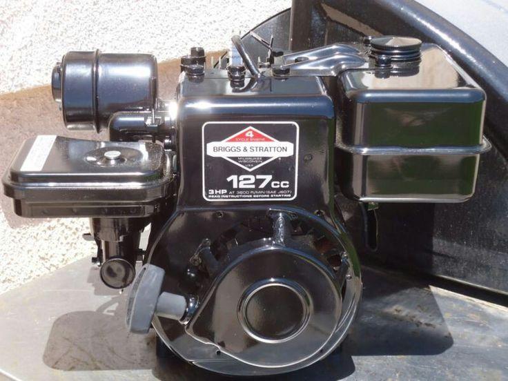 Briggs Amp Stratton Minibike Engine Hooked On Minibikes