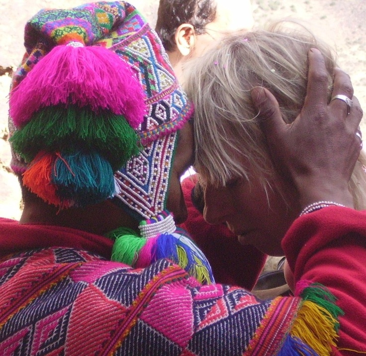 Receiving the rites and transmissions - Peru   Contact me for sessions/to receive the rites  http://www.facebook.com/pages/Adelaide-Australia/Inner-Essence-Holistic-Therapy/189416464288