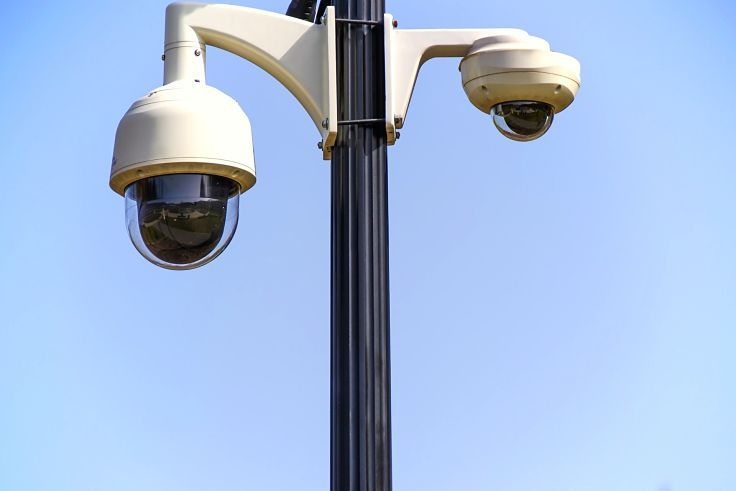 Eyes in the sky - Thought Police are watching and listening, they know what you're thinking