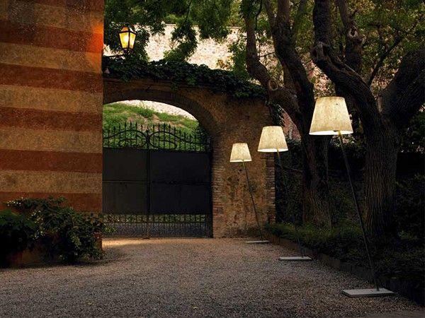 vintage garden lights
