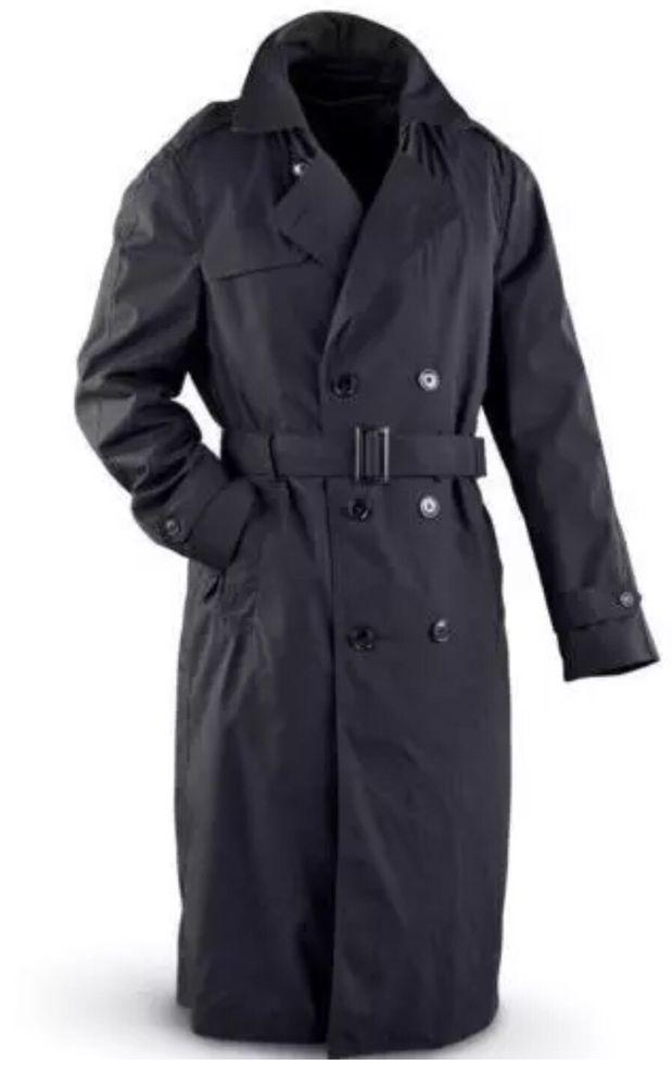 Black Top Coat Fashion