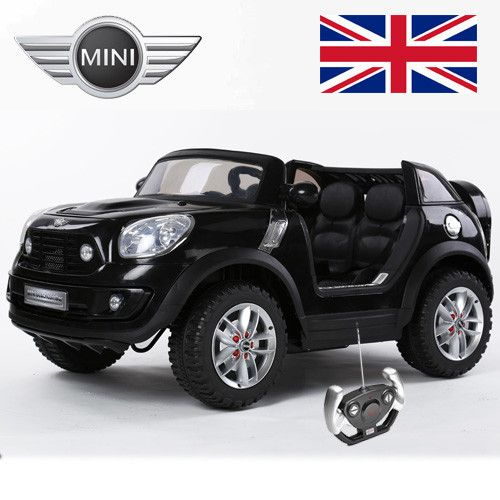 mini beachcomber 2 seat ride on car with 24ghz remote control