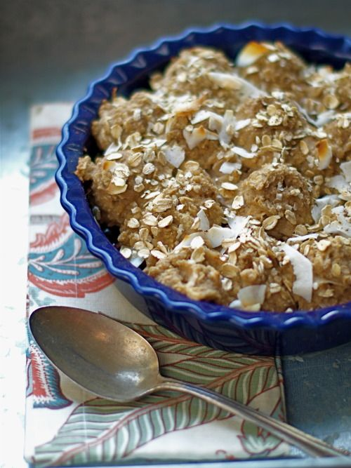 Baked Breakfast: Quinoa Oatmeal | Breakfast | Pinterest