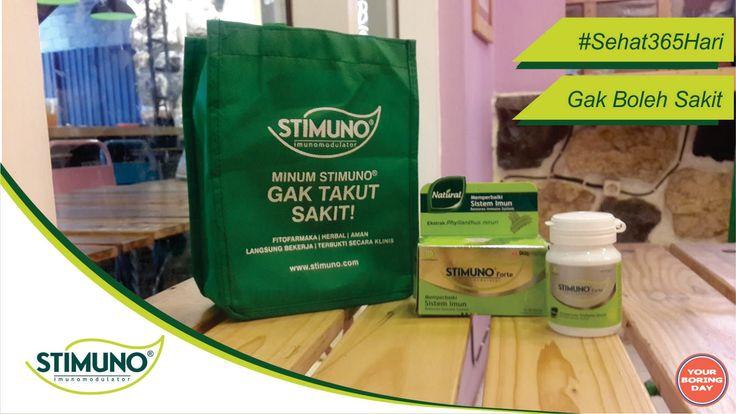 Biar Traveling Makin OK Jangan Lupa Minum Stimuno Forte