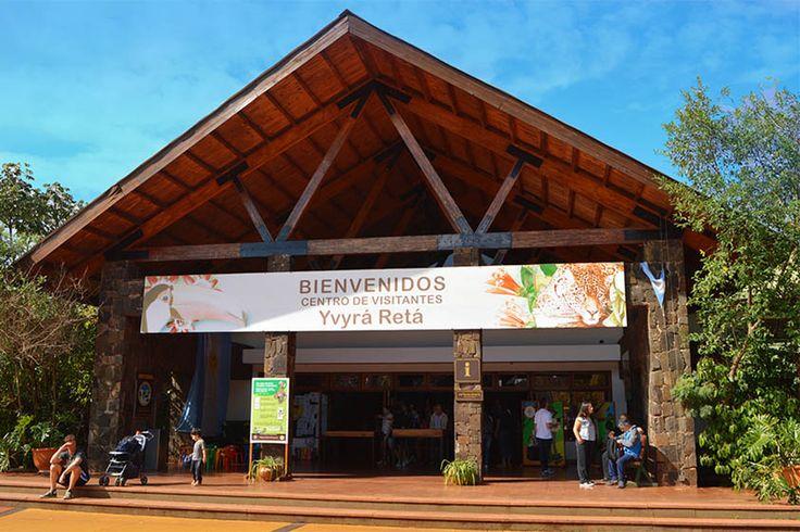 """Centro de visitantes """"Ivirá Retá"""". Parque Nacional Iguazú (Misiones, Argentina). Tipología funcional. Ejemplo mixto de centro de visitantes e interpretación."""